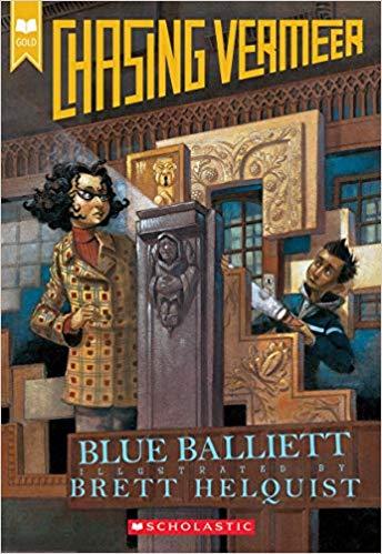 Blue Balliett – Chasing Vermeer Audiobook