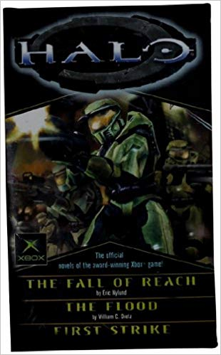Eric Nylund – Halo – The Fall of Reach Audiobook