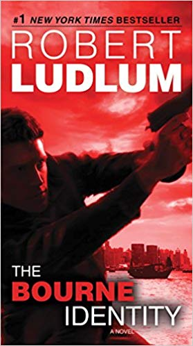 Robert Ludlum – The Bourne Identity Audiobook
