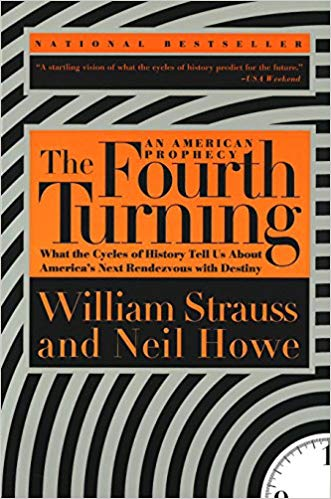 William Strauss – The Fourth Turning Audiobook