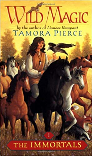 Tamora Pierce – Wild Magic Audiobook
