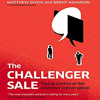 Matthew Dixon – The Challenger Sale Audiobook