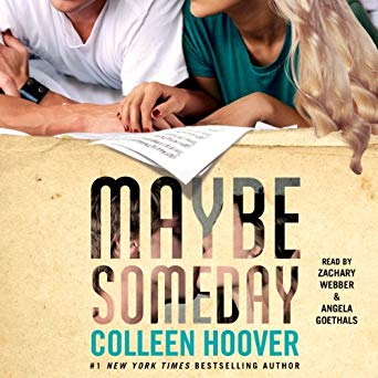 Colleen Hoover – Maybe Someday Audiobook