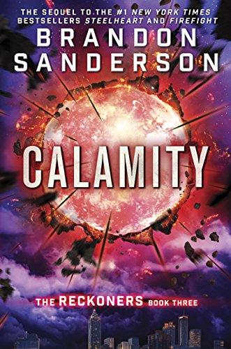 Brandon Sanderson – Calamity Audiobook