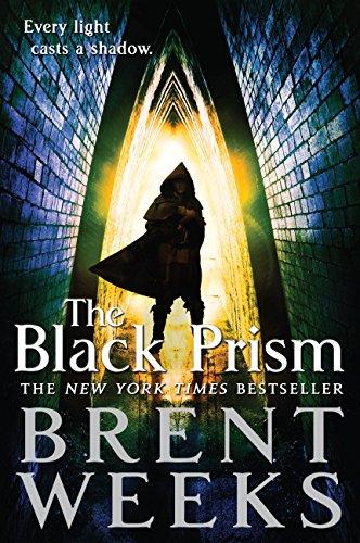 Brent Weeks – The Black Prism Audiobook