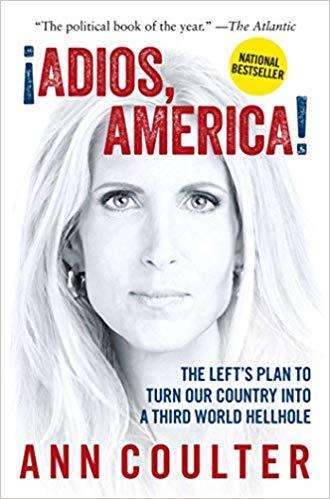 Ann Coulter – Adios, America Audiobook