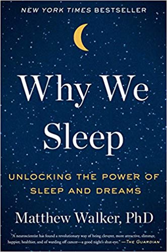 Matthew Walker PhD – Why We Sleep Audiobook