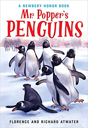Richard Atwater – Mr. Popper's Penguins Audiobook