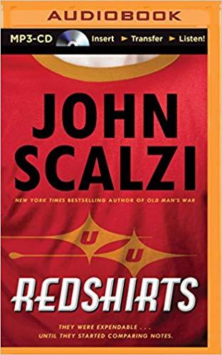 John Scalzi – Redshirts Audiobook