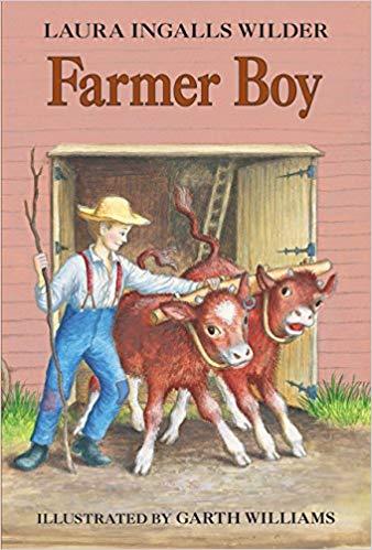Laura Ingalls Wilder – Farmer Boy Audiobook