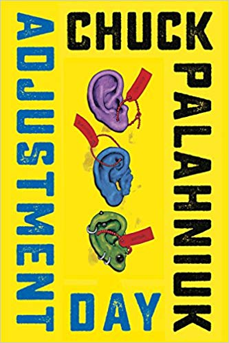 Chuck Palahniuk – Adjustment Day Audiobook