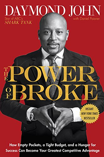 Daymond John – The Power of Broke Audiobook