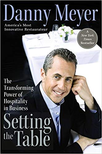 Danny Meyer – Setting the Table Audiobook