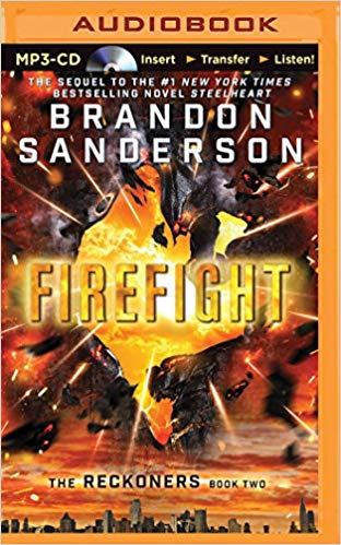 Brandon Sanderson - Firefight Audio Book Free