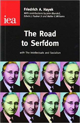Fredrich A. Dr Hayek – The Road to Serfdom Audiobook