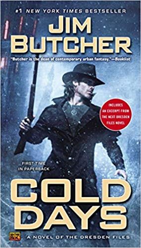 Jim Butcher - Cold Days Audio Book Free