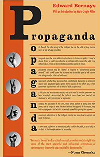 Edward Bernays – Propaganda Audiobook