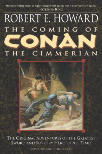 Robert E. Howard – The Coming of Conan the Cimmerian Audiobook