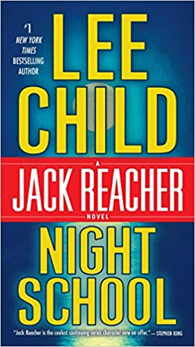 Lee Child – Night School Audiobook