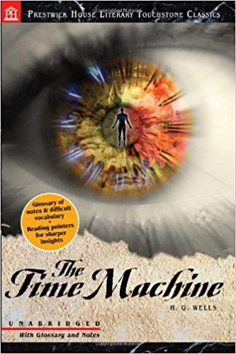 H.G. Wells - The Time Machine, Literary Touchstone Classic Audio Book Free