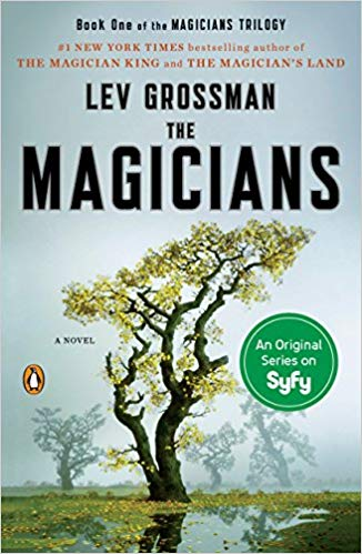 Lev Grossman – The Magicians Audiobook