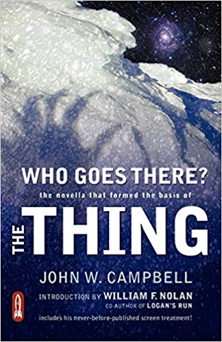 John W. Jr. Campbell - Who Goes There? Audio Book Free