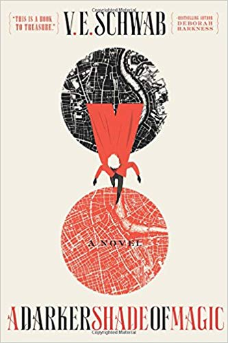 V. E. Schwab – A Darker Shade of Magic Audiobook