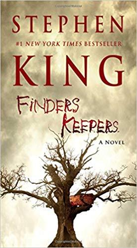 Stephen King – Finders Keepers Audiobook