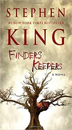 Stephen King - Finders Keepers Audio Book Free
