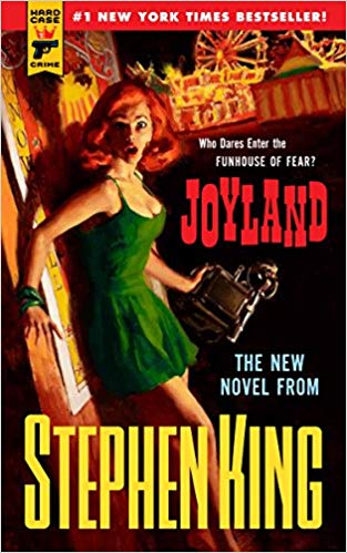 Stephen King – Joyland Audiobook