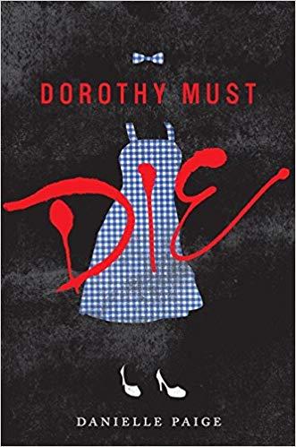 Danielle Paige – Dorothy Must Die Audiobook