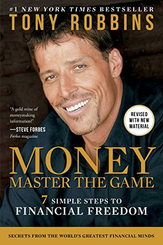 Tony Robbins – MONEY Master the Game Audiobook
