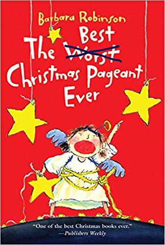 Barbara Robinson – The Best Christmas Pageant Ever Audiobook