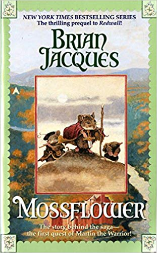 Brian Jacques – Mossflower Audiobook