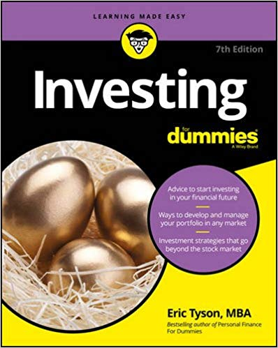 Eric Tyson - Investing For Dummies Audio Book Free