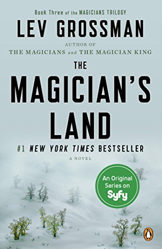 Lev Grossman – The Magician's Land Audiobook