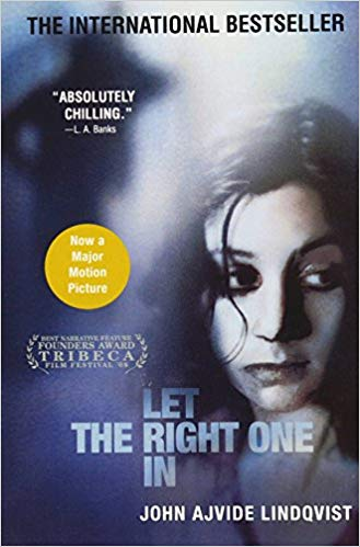 John Ajvide Lindqvist – Let the Right One In Audiobook