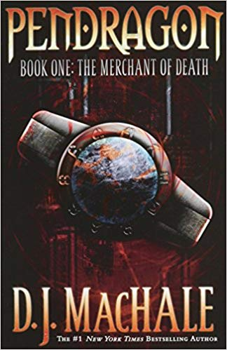 D.J. MacHale – The Merchant of Death Audiobook