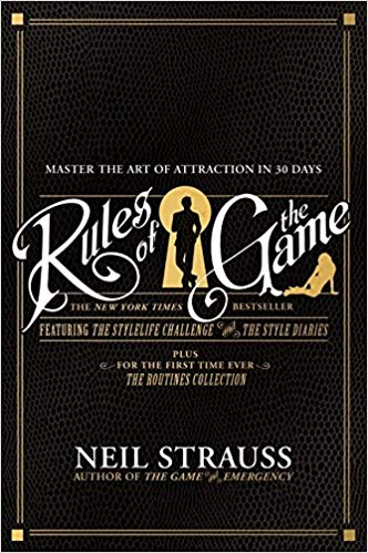 Neil Strauss – Rules of the Game Audiobook
