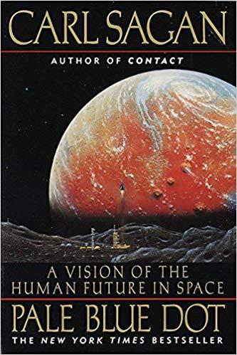 Carl Sagan - Pale Blue Dot Audio Book Free