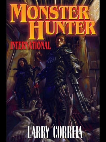 Larry Correia – Monster Hunter International Audiobook