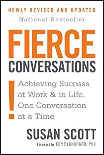 Susan Scott – Fierce Conversations Audiobook