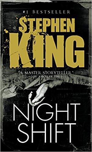 Stephen King – Night Shift Audiobook