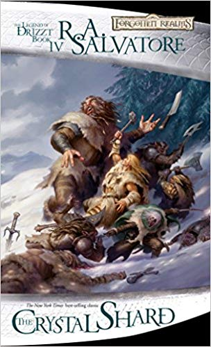 R.A. Salvatore - The Crystal Shard Audio Book Free