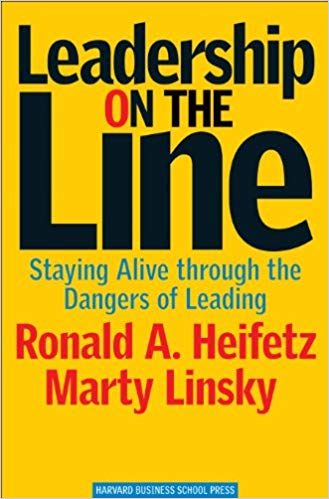Martin Linsky – Leadership on the Line Audiobook
