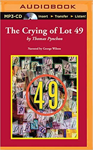 Thomas Pynchon - Crying of Lot 49 Audio Book Free