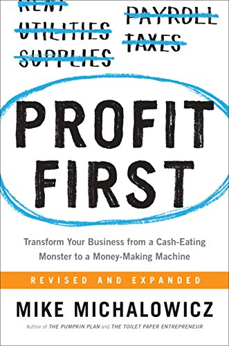 Mike Michalowicz – Profit First Audiobook