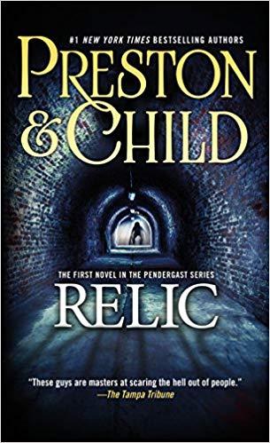 Douglas Preston – Relic Audiobook