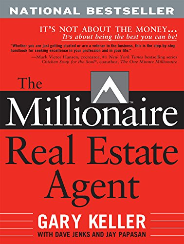 Gary Keller – The Millionaire Real Estate Agent Audiobook
