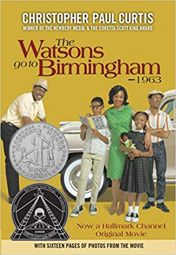 Christopher Paul Curtis – The Watsons Go to Birmingham Audiobook